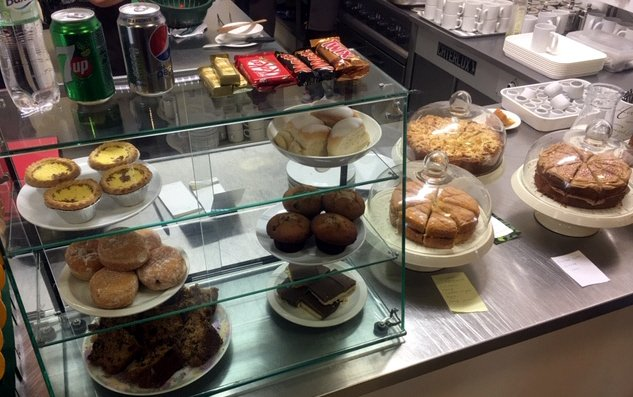 Cafe Cakes