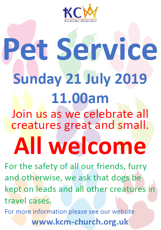 Pet Service 2019